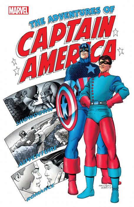 Captain America - The Adventures of Captain America #1 - TPB