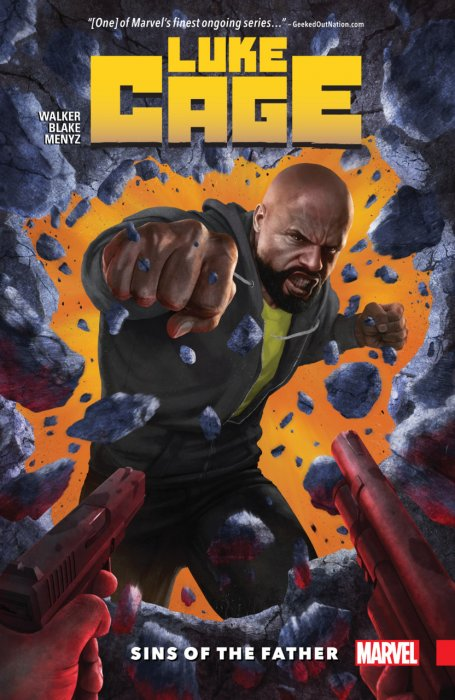 Luke Cage Vol.1 - Sins of the Father