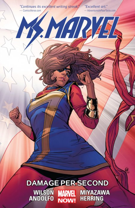 Ms. Marvel Vol.7 - Damage Per Second