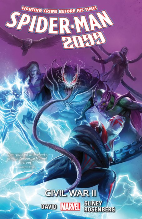Spider-Man 2099 Vol.5 - Civil War II