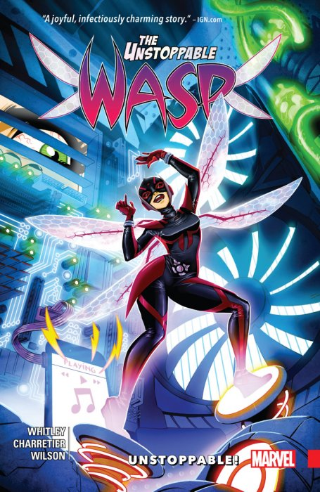 The Unstoppable Wasp Vol.1 - Unstoppable!