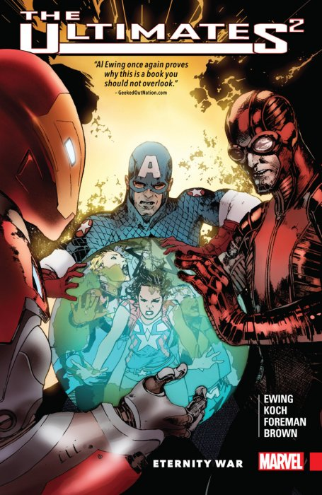 Ultimates 2 Vol.2 - Eternity War