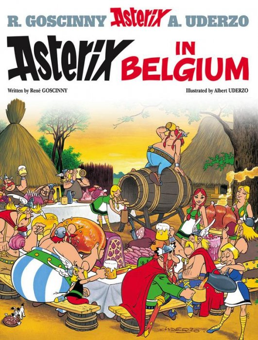 Asterix #24-28 Complete