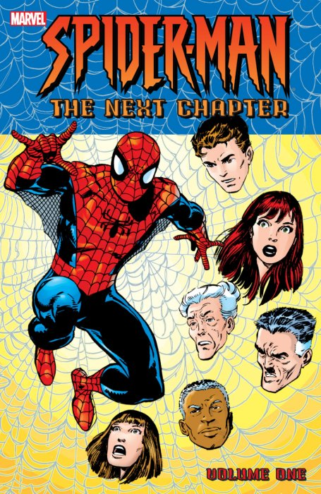 Spider-Man - The Next Chapter Vol.1-3 Complete