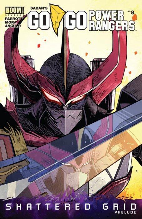 Saban's Go Go Power Rangers #8