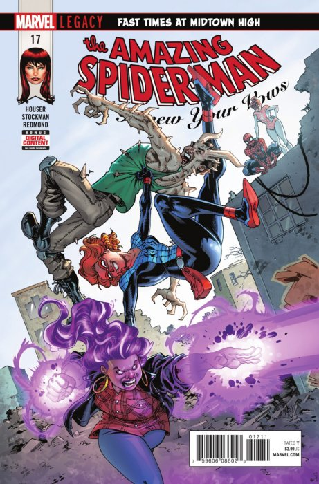 Amazing Spider-Man - Renew Your Vows #17