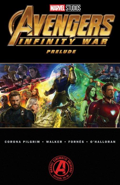 Marvel's Avengers - Infinity War Prelude #1 - TPB