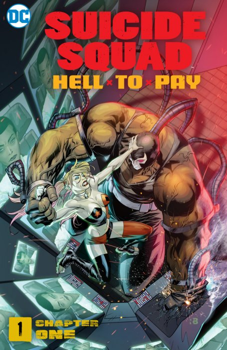 Suicide Squad - Hell to Pay #1