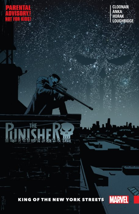 The Punisher Vol.3 - King of the New York Streets