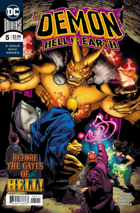 The Demon - Hell is Earth #5