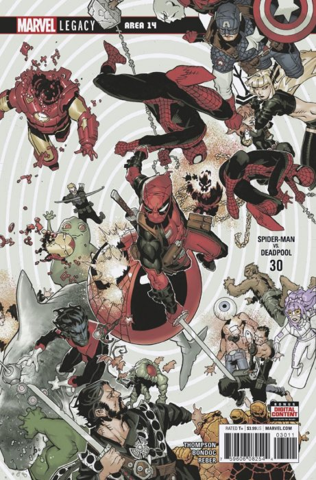 Spider-Man - Deadpool #30