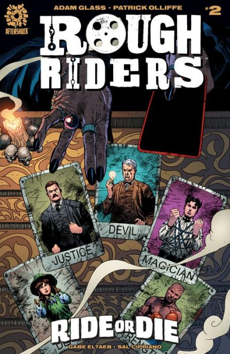 Rough Riders - Ride or Die #2