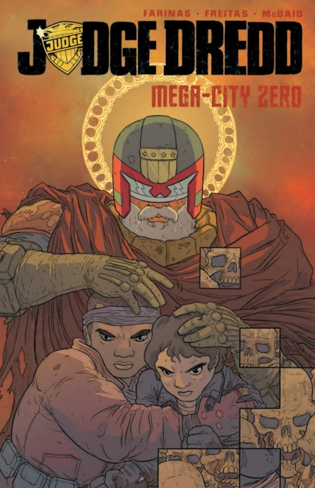 Judge Dredd - Mega-City Zero Vol.3