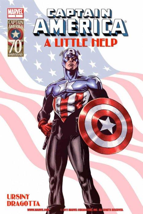 Captain America - A Little Help #1