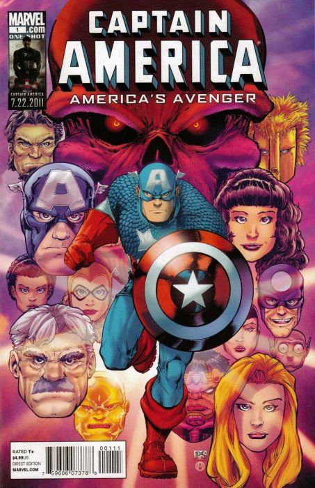 Captain America - America's Avenger