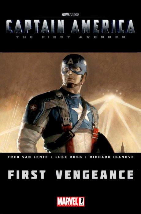 Captain America - First Vengeance #01-04 Complete