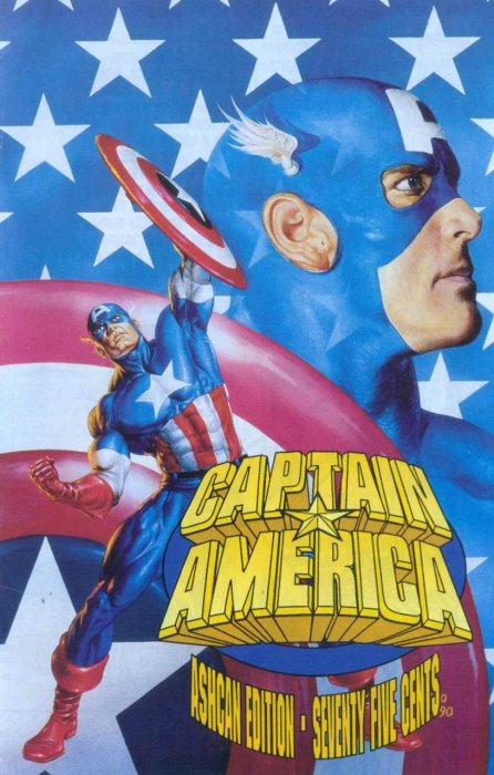 Captain America Ashcan Edition