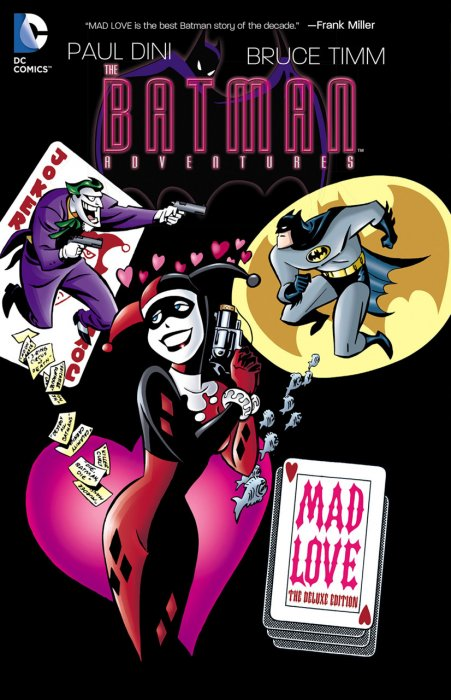 The Batman Adventures - Mad Love Deluxe Edition #1 - HC
