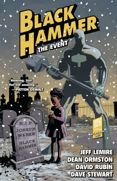 Black Hammer Vol.2 - The Event