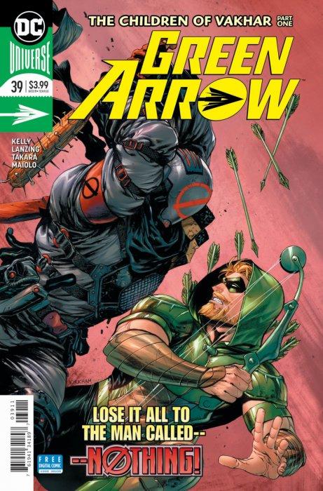 Green Arrow #39