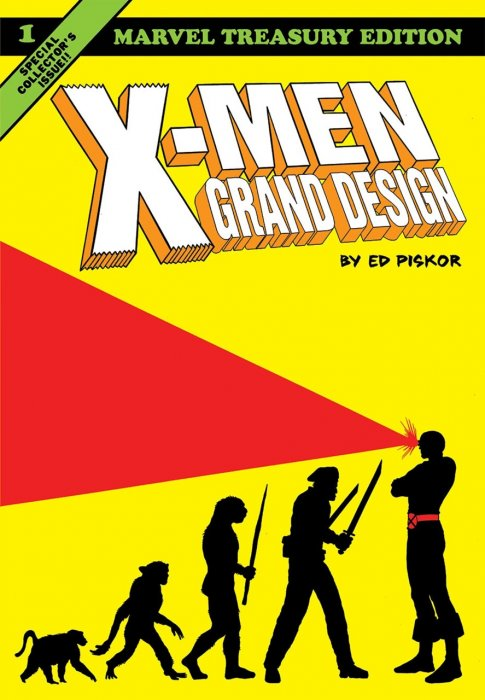 X-Men - Grand Design Vol.1