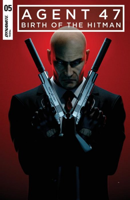 Agent 47 - Birth of the Hitman #5
