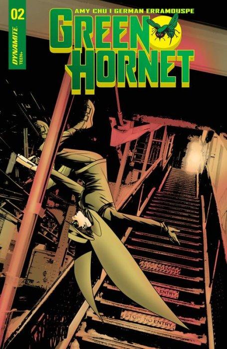 Green Hornet #2