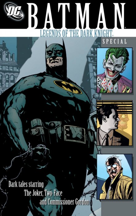 Batman - Legends of the Dark Knight Special #1