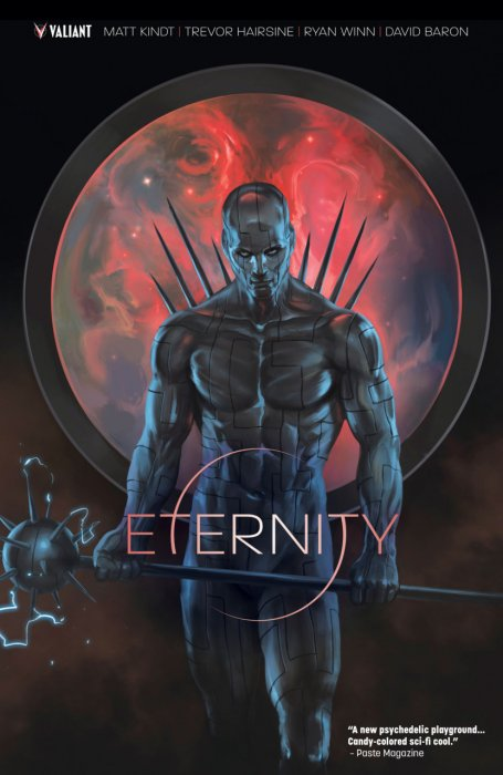 Eternity #1 - TPB