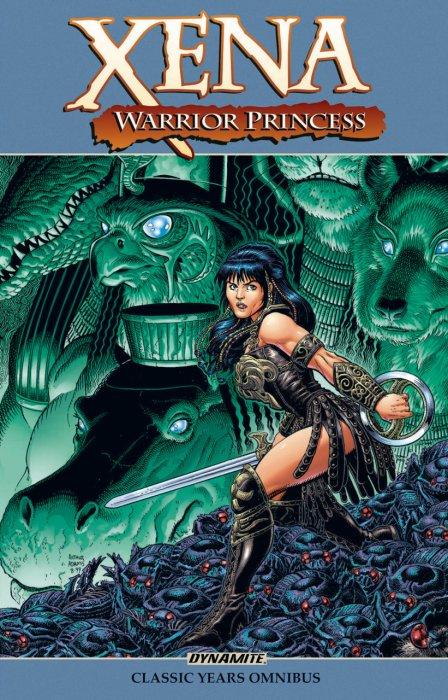 Xena - Warrior Princess Classic Years Omnibus Vol.1