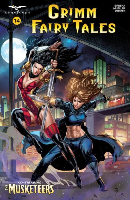 Grimm Fairy Tales Vol.2 #14
