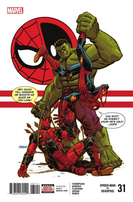 Spider-Man - Deadpool #31