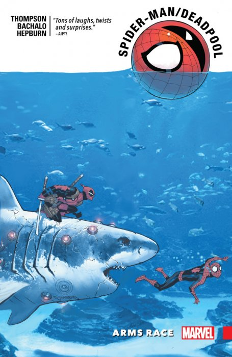 Spider-Man - Deadpool Vol.5 - Arms Race