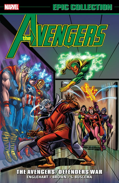 Avengers Epic Collection - The Avengers-Defenders War #1