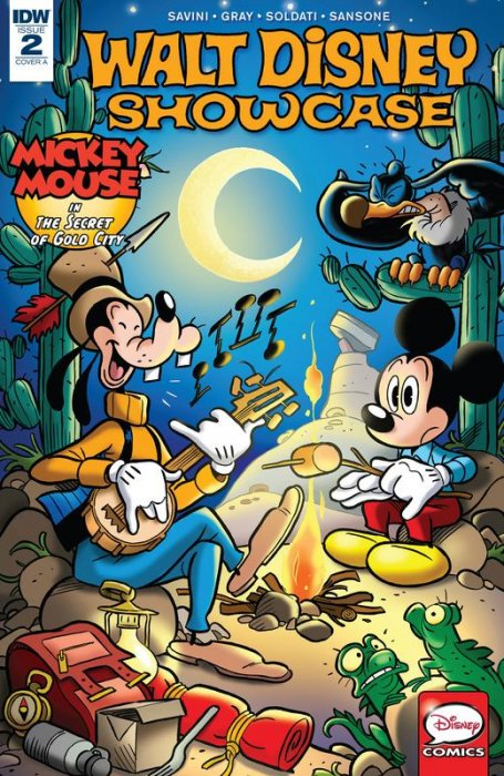 Walt Disney Showcase #2 - Mickey Mouse