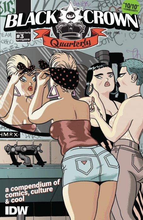 Black Crown Quarterly #3