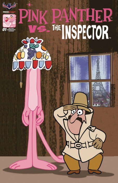 Pink Panther vs The Inspector #1