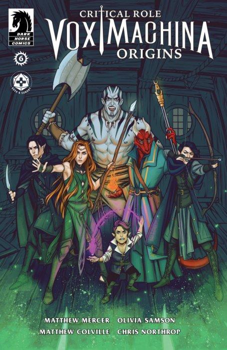 Critical Role #6 - Vox Machina Origins