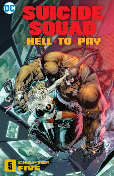 Suicide Squad - Hell to Pay #5