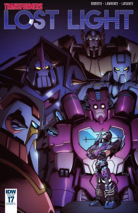 Transformers - Lost Light #17