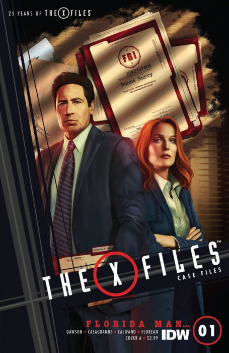 The X-Files - Case Files - Florida Man #1