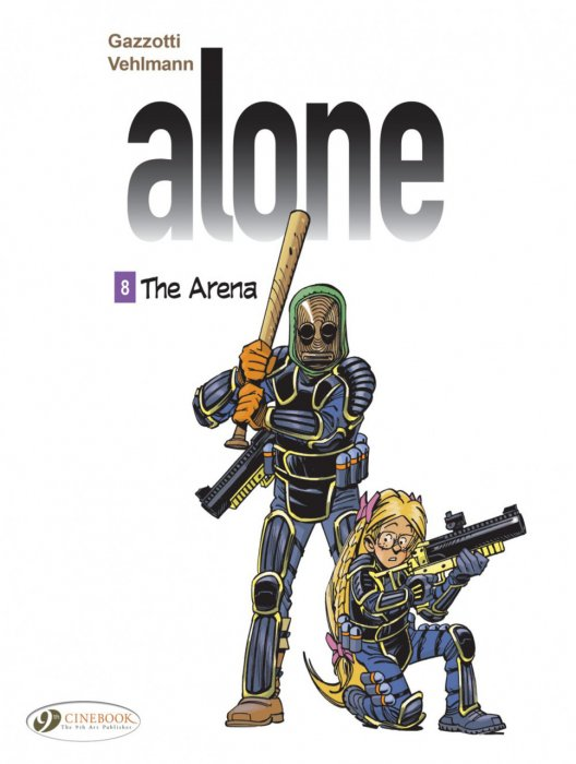 Alone #8 - The Arena
