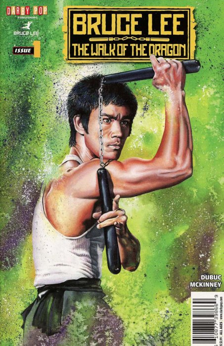 Bruce Lee - The Walk of the Dragon #1