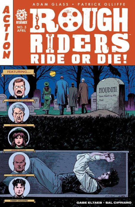 Rough Riders - Ride or Die #3