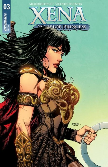 Xena - Warrior Princess #3