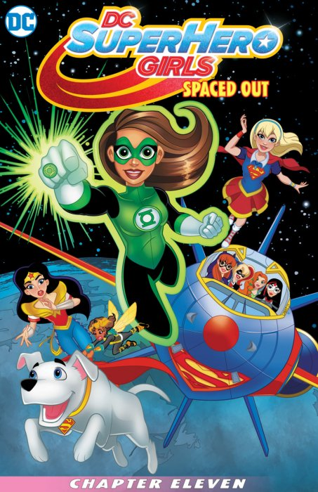 DC Super Hero Girls #11 - Spaced Out