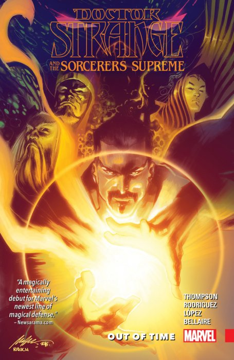 Doctor Strange and the Sorcerers Supreme Vol.1 - Out of Time