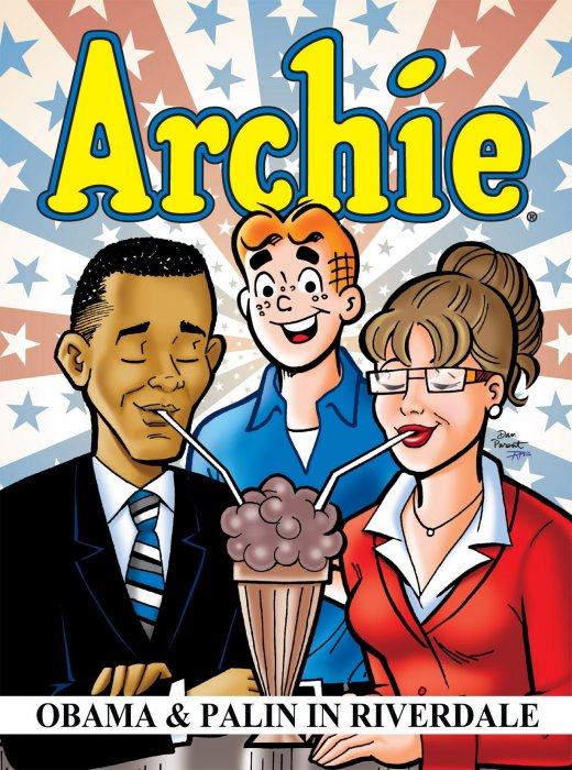 Archie - Obama & Palin In Riverdale #1