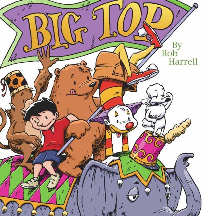 Big Top #1 - GN