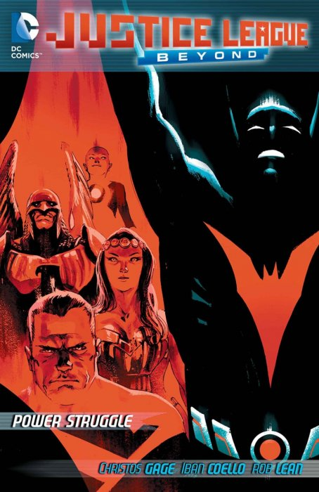 Justice League Beyond - Power Struggle #1